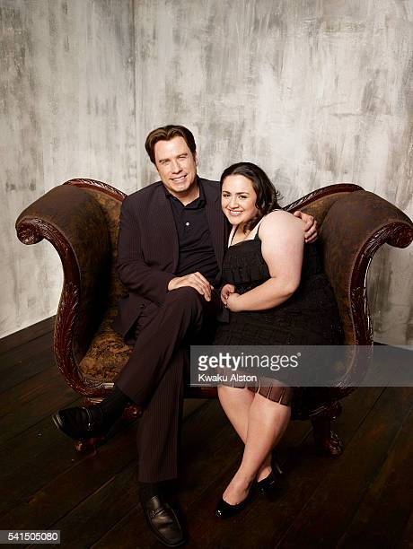 John Travolta and Nikki Blonsky of Hairspray