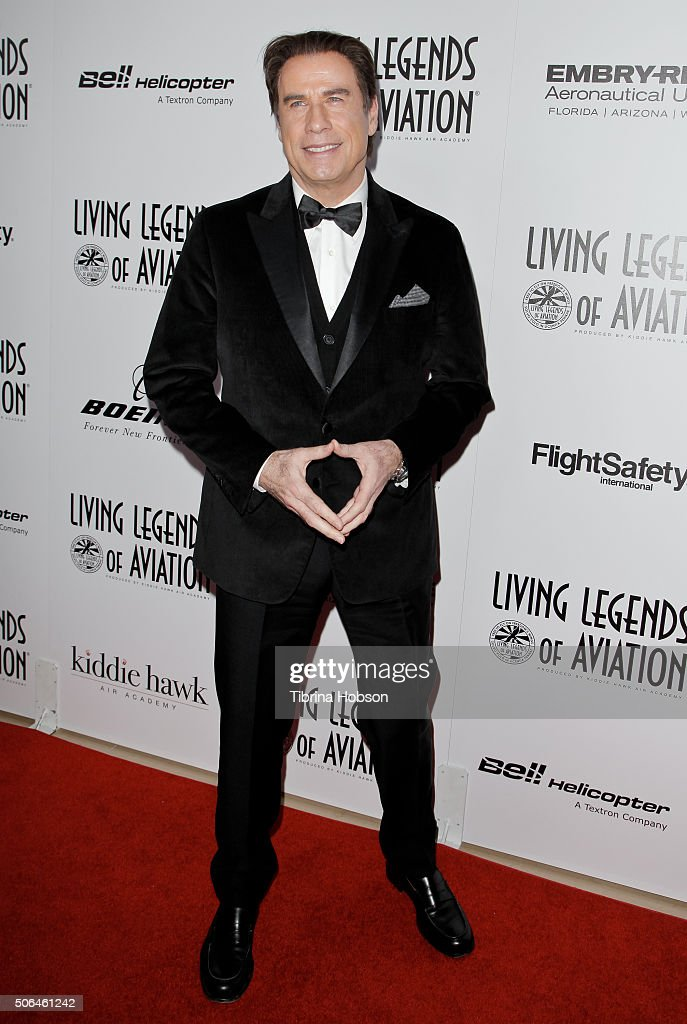 13th Annual Living Legends Of Aviation Awards - Arrivals
