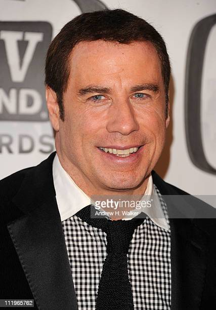 John Travolta attends the 9th Annual TV Land Awards at the Javits Center on April 10, 2011 in New York City.