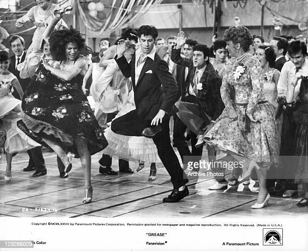 681 John Travolta Grease Photos And Premium High Res Pictures Getty Images