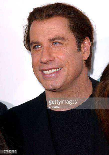 """John Travolta during """"The Punisher"""" Los Angeles Premiere - Red Carpet at ArcLight Theater in Hollywood, California, United States."""