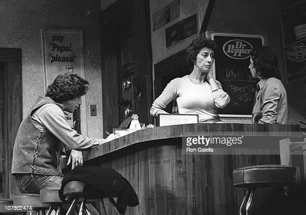 John Travolta Ellen Travolta and Ann Travolta during Bus Stop New York Play Opening at Westchester Playhouse in Tuckahoe New York United States