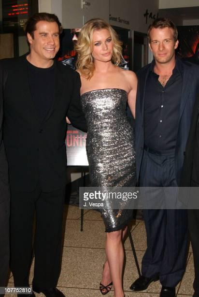 John Travolta, Rebecca Romijn-Stamos and Thomas Jane