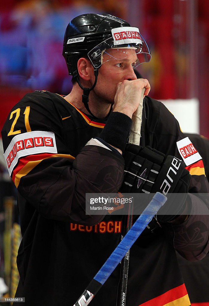 Germany v Norway - 2012 IIHF Ice Hockey World Championship