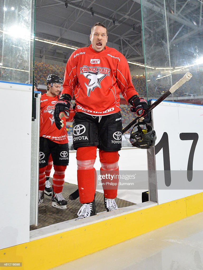 Koelner Haie - Training