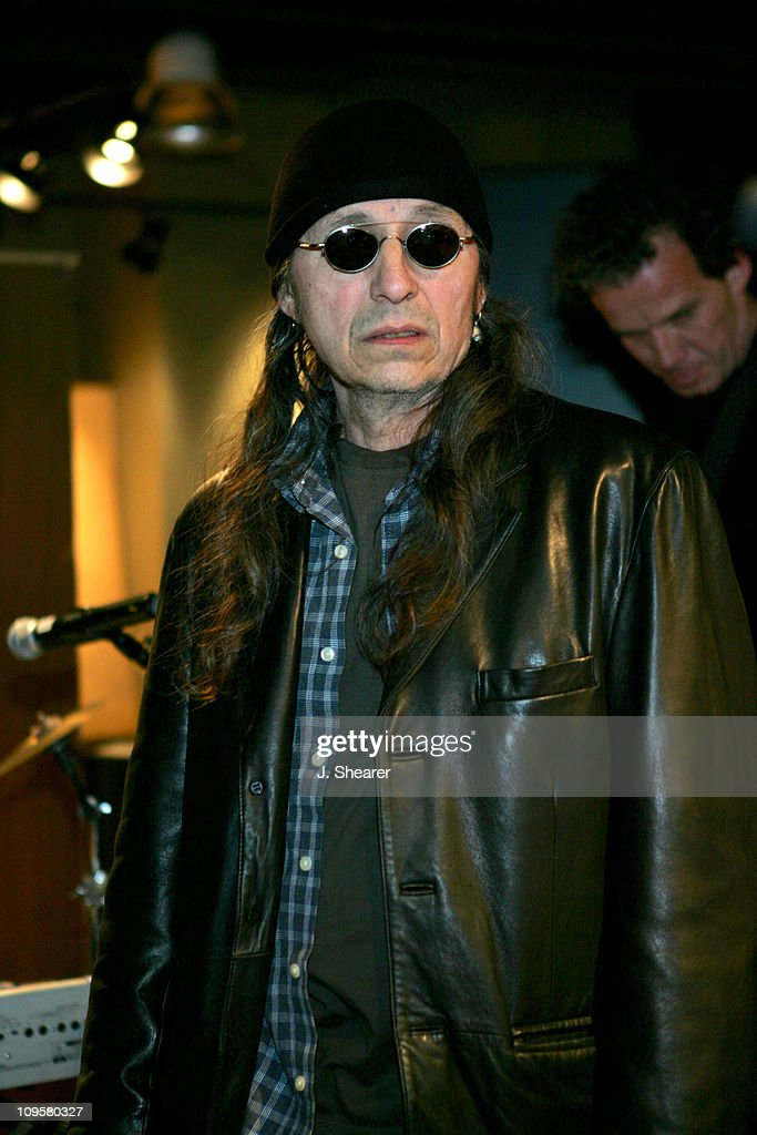2005 Park City - John Trudell Performs at the Spotted Frog