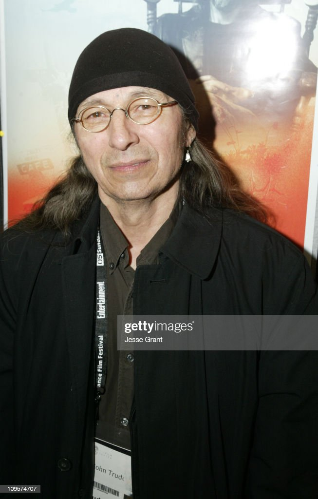 """2005 Sundance Film Festival - """"Trudell"""" Premiere"""