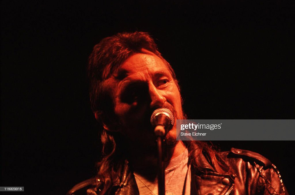 John Trudell in Concert at Wetlands - 1991