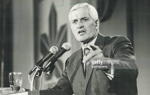John Turner Several readers are wondering whether Canada's new Prime Minister is made of the right stuff or not One warms that Turner better get his...
