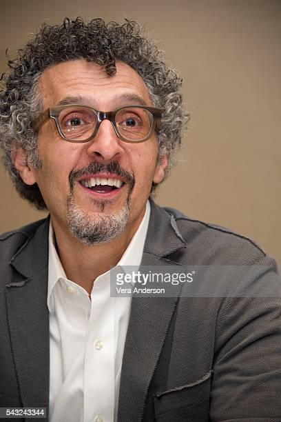 John Turturro at 'The Night Of' Press Conference at the Conrad Hotel on June 25 2016 in New York City