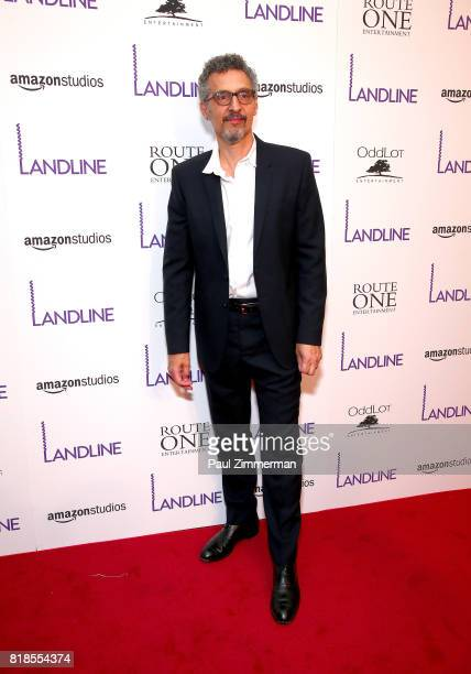 John Turturro attends 'Landline' New York Premiere at The Metrograph on July 18 2017 in New York City
