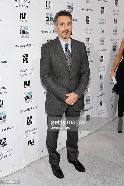 John Turturro attends the 25th annual Gotham Independent Film Awards at Cipriani Wall Street on November 30 2015 in New York City