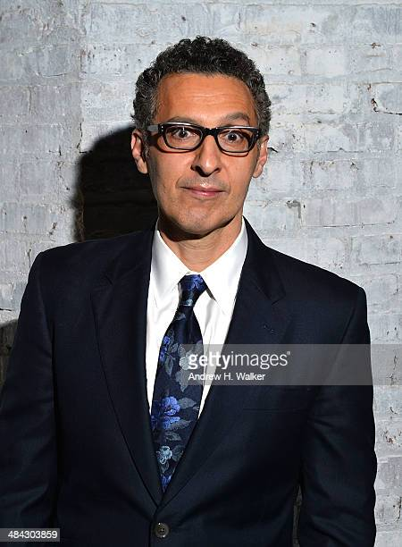John Turturro attends the after party for Millennium Entertainment's 'Fading Gigolo' screening hosted by The Cinema Society and Women's Health and...