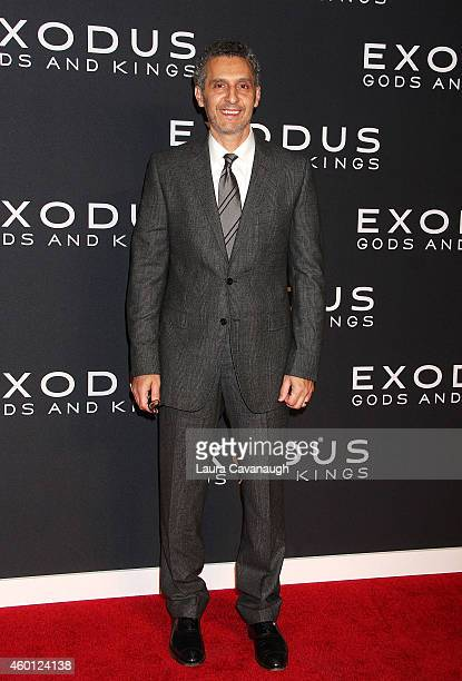 John Turturro attends the Exodus Gods And Kings New York Premiere at Brooklyn Museum on December 7 2014 in New York City