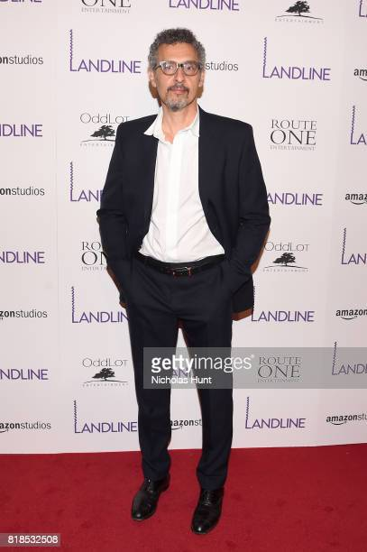 John Turturro attends the 'Landline' New York Premiere at The Metrograph on July 18 2017 in New York City