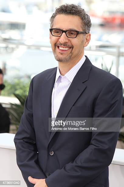 John Turturro attends the 'Mia Madre' photocall during the 68th annual Cannes Film Festival on May 16 2015 in Cannes France