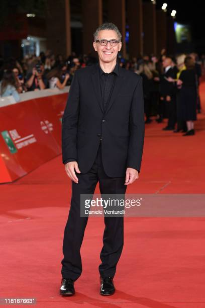 John Turturro attends the Motherless Brooklyn red carpet during the 14th Rome Film Festival on October 17 2019 in Rome Italy
