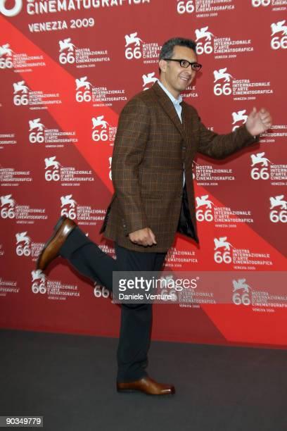 John Turturro attends the 'Prove Per Una Tragedia Siciliana' photocall at the Palazzo del Casino during the 66th Venice Film Festival on September 5,...