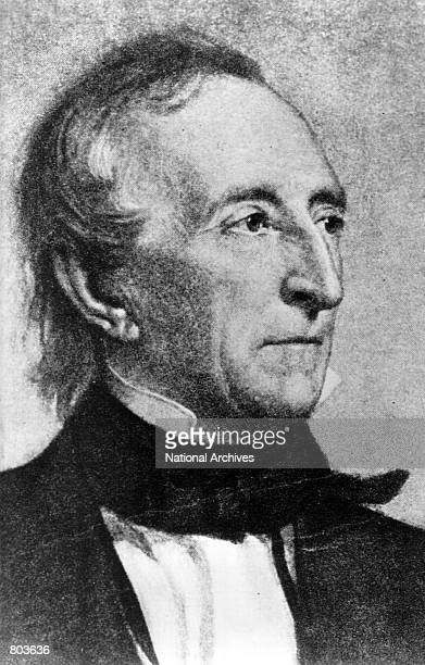 John Tyler tenth President of the United States serving from 1841 to 1845