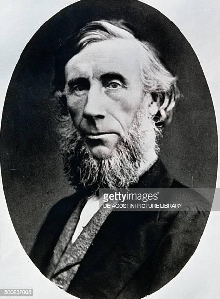 John Tyndall Irish engineer and scientist