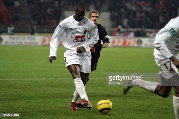 John UTAKA - - PSG / Rennes - 18e journee Ligue 1,