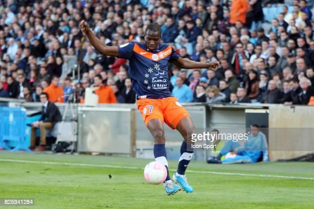 John UTAKA - - Marseille / Montpellier - 30eme journee de Ligue 1,