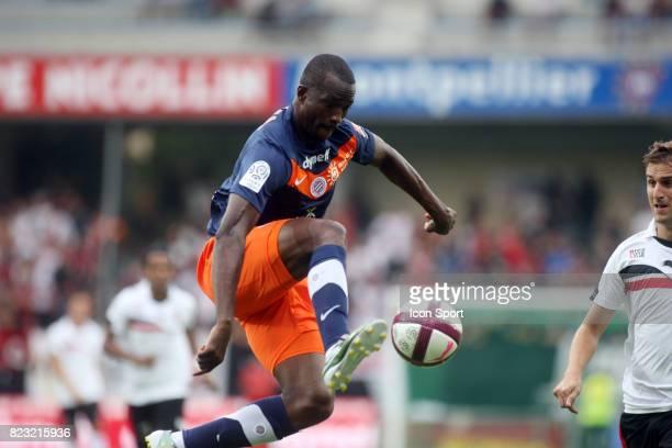 John UTAKA - - Montpellier / Nice - 5eme journee de Ligue 1 ,