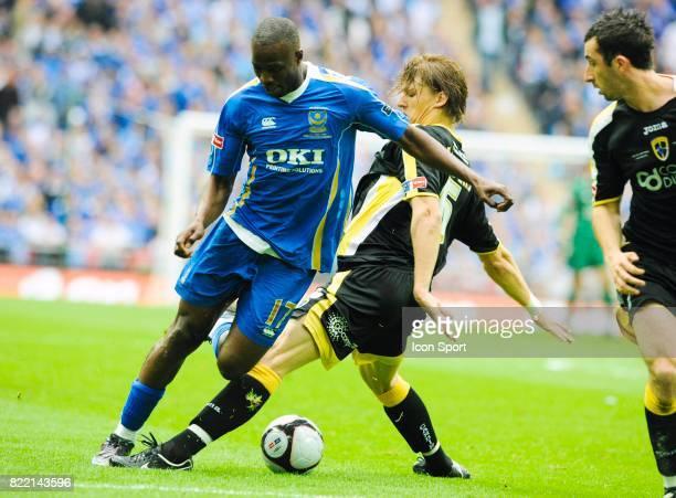 John UTAKA - - Portsmouth / Cardiff City - Finale de la Cup,