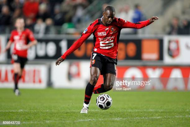 John UTAKA - 18.03.07 - Rennes / Paris SG - 29eme Journee de Ligue 1,