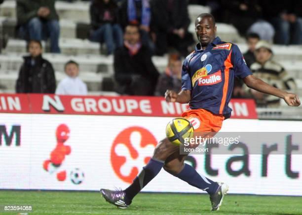 John UTAKA - - Montpellier / Lens - 28eme journee de Ligue 1,