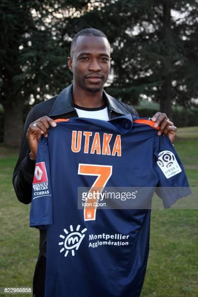 John UTAKA - - Presentation a Montpellier - Ligue 1 - 2010/2011 -