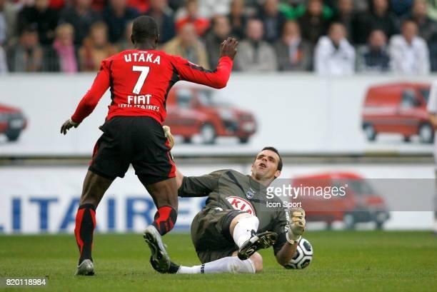John UTAKA / Ulrich RAME - - Rennes - Bordeaux - 35eme journee de Ligue 1,