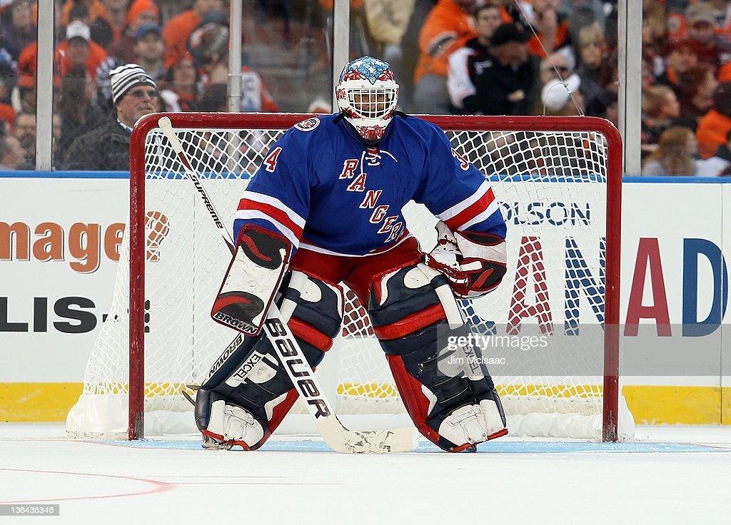 2012 Bridgestone NHL Winter Classic - Alumni Game