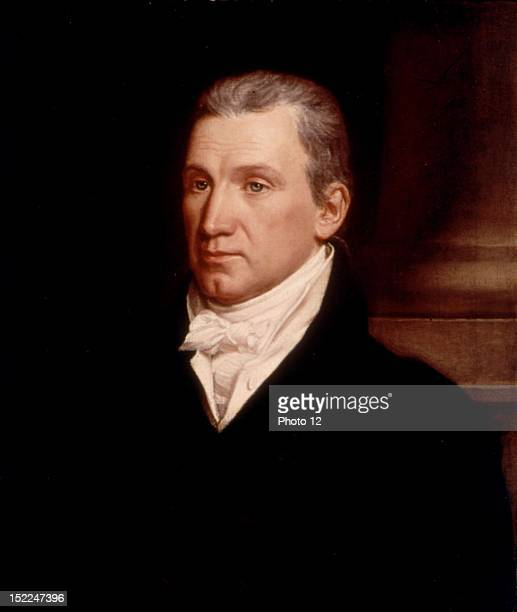 John Vanderlyn James Monroe President of the United States 19th century United States Washington National portrait gallery