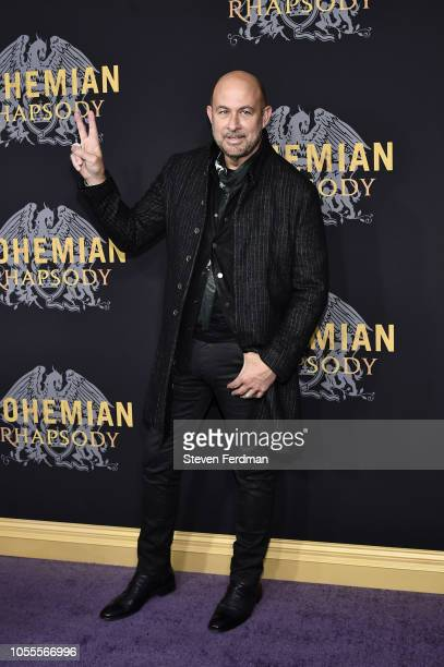 John Varvatos attends Bohemian Rhapsody New York Premiere at The Paris Theatre on October 30 2018 in New York City
