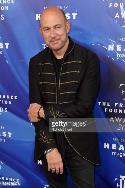 John Varvatos attends the 2017 Fragrance Foundation Awards Presented By Hearst Magazines at Alice Tully Hall on June 14 2017 in New York City