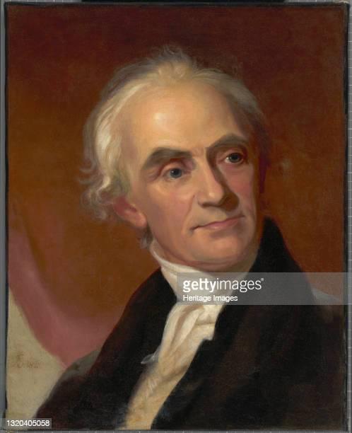 John Vaughan, circa 1823. Artist Thomas Sully.