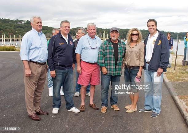 John Venditto Oyster Bay Town Supervisor Ed Mangano Nassau County Executive Neil Bergin Oyster Bay Commissioner of Environmental Resources Alexis...