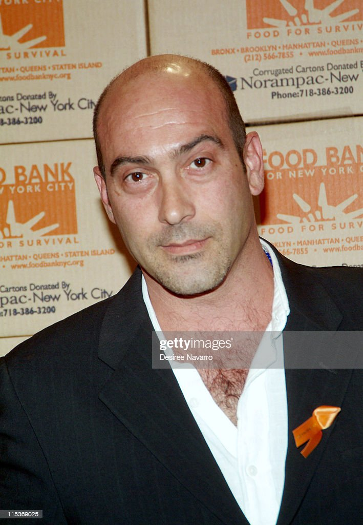 John Ventimiglia during Food Bank for New York City Can-Do 2005 Annual Awards Dinner - Arrivals at Cipriani in New York City, New York, United States.