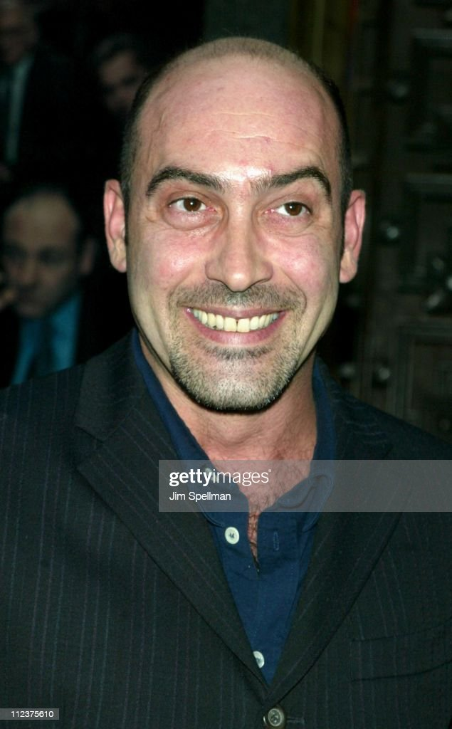 John Ventimiglia during 'The Sopranos' 4th Season - Premiere at Radio City Music Hall in New York City, New York, United States.