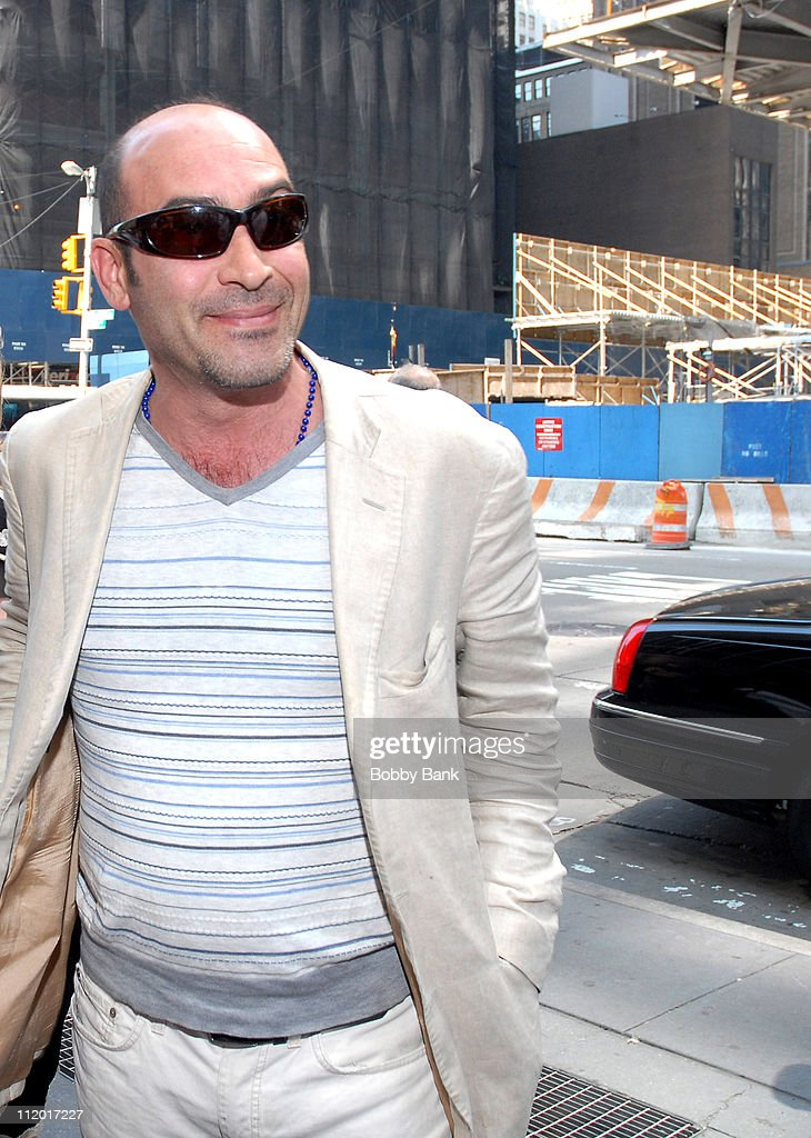 John Ventimiglia during 'The Sopranos' Book Signing at HBO Shop with Cast Members at HBO Shop in New York City, New York, United States.