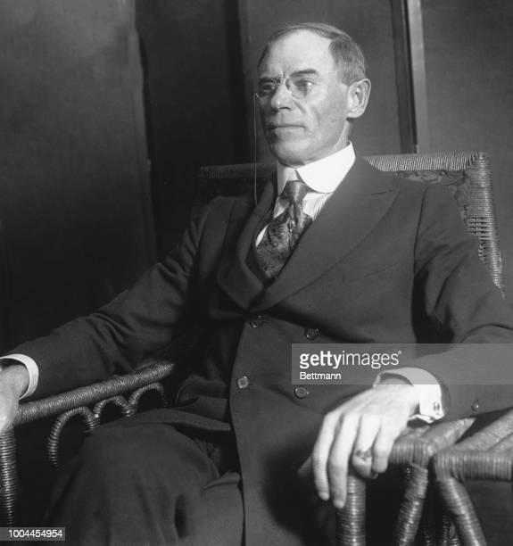 John W. Heisman, ca. 1919