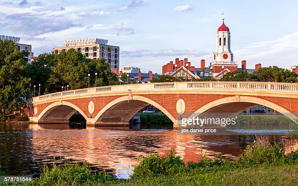 John W. Weeks Bridge, Dunster House, Havard University, Cambridge, Boston, Massachusetts, America
