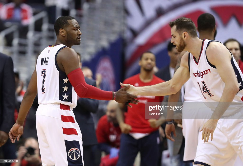 Boston Celtics v Washington Wizards - Game Six
