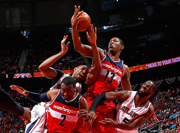 Washington Wizards v Atlanta Hawks - Game One