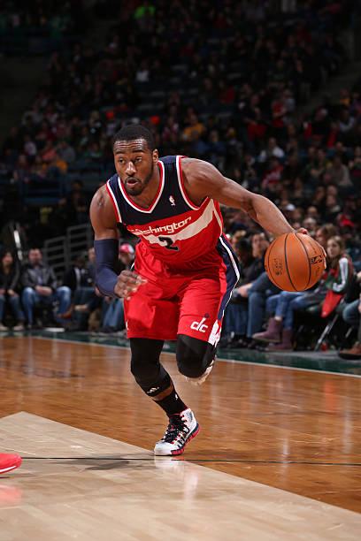Washington Wizards v Milwaukee Bucks