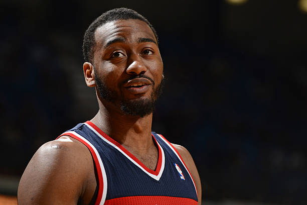 John Wall of the Washington Wizards vs. Kings.