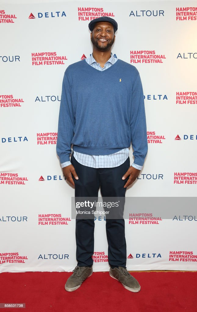 John Wallace attends the photo call at Bay Street Theater, 1 during Hamptons International Film Festival 2017 - Day Two on October 6, 2017 in Sag Harbor, New York.