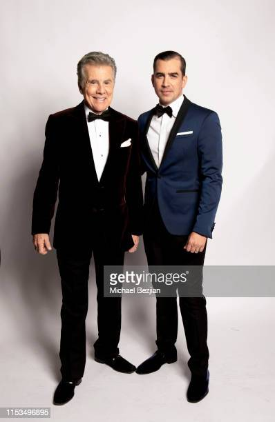 John Walsh and Callahan Walshat Critics' Choice Real TV Awards portraits by TAP The Artists Project June 02 2019 in Los Angeles California
