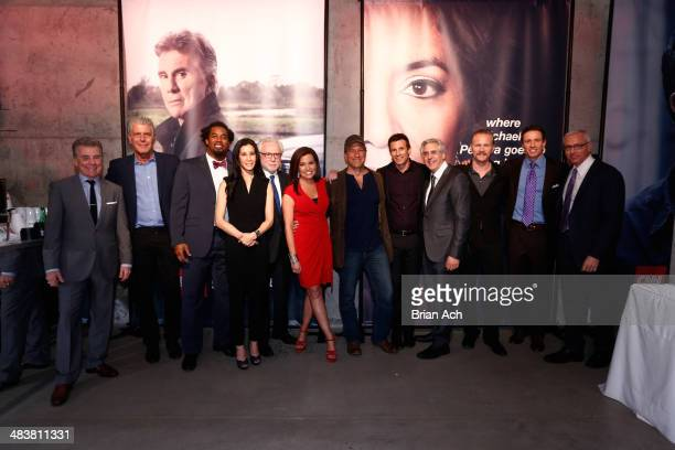John Walsh Anthony Bourdain Dhani Jones Lisa Lang Wolf Blitzer Robin Meade Mike Rowe AJ Hammer Albie Hecht Morgan Spurlock Chris Cuomo and DrDrew...